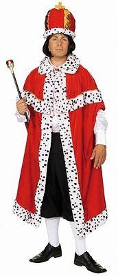 Umhang König 1tlg. Mantel Königskostüm Kostüm Kaiser Robe (König Umhang Kostüme)