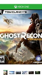 Looking to buy ghost recon wildlands for Xbox one