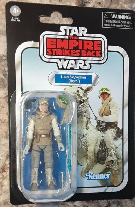 Star Wars The Vintage Collection Empire Strikes Back Luke Skywalker🆓️ SHIPPING