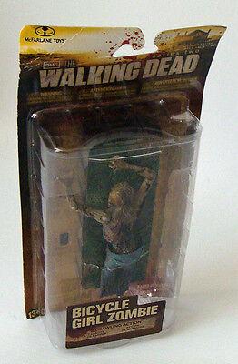 The Walking Dead Series 2 - Bicycle Girl Zombie 11,5 cm Figur McFarlane 13+ Neu