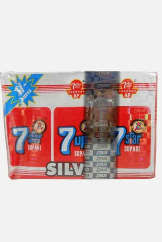 7 Star Sweet Supari jumbo 6 Boxes 288 Packets
