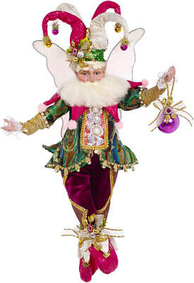 "[Mark Roberts Fairies - Jingle Jester Fairy 51-97212 Medium 16"" Figurine </Title]"