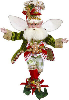 "[Mark Roberts Fairies - Gingerbread & Spice Fairy 51-05880 Small 11"" Figurine </Title]"