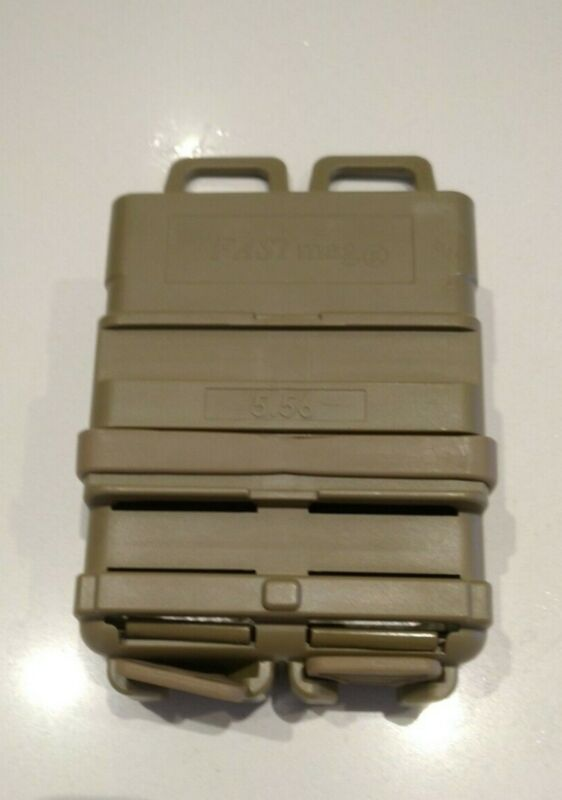 FASTmag - ITW gen 4 mag holder for molle - tan - NEW