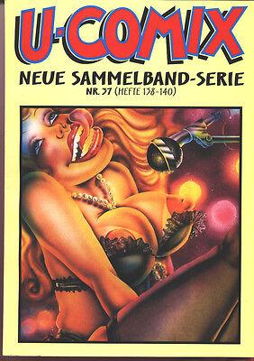 6 U-Comix Sammelbände 35-40  (direkt vom Verlag)