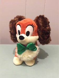 Small Disney LADY and the Tramp Plush