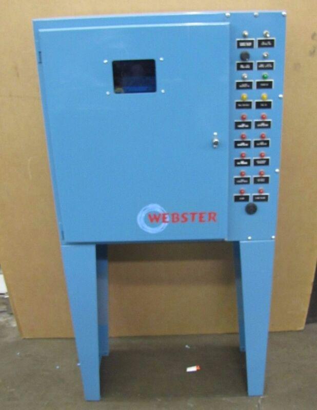 Webster Control For Hdrv5g-75-rm7840l-m.20vgd-ul/fm/ge Gap Boiler Burner New