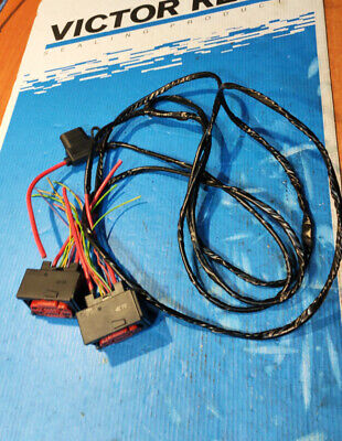 2017 > 2019 Range Rover Sport Conversion Headlight Wiring Loom (Custom Made)