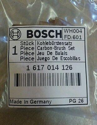Bosch Genuine Brush Set Part 1617014126 For 11311evs 11316evs 11223evs 11245evs