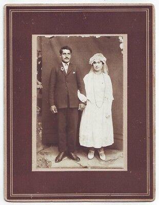 ca1920 Armenian couple Wedding Photo Armenia Dress Fashion