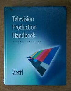 Television production handbook books ebay television production handbook tenth edition textbook by herbert zettl fandeluxe Image collections