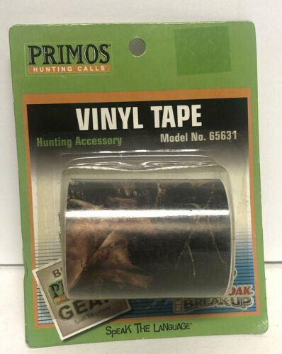 """Primos Hunting 65631 Vinyl Tape Mossy Oak Roll Camouflage 2"""" X 10"""