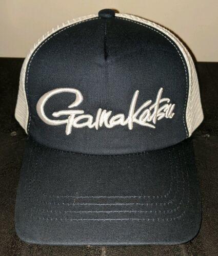Gamakatsu Mesh Truckers/Baseball Hat Cap New With Tags Fishi