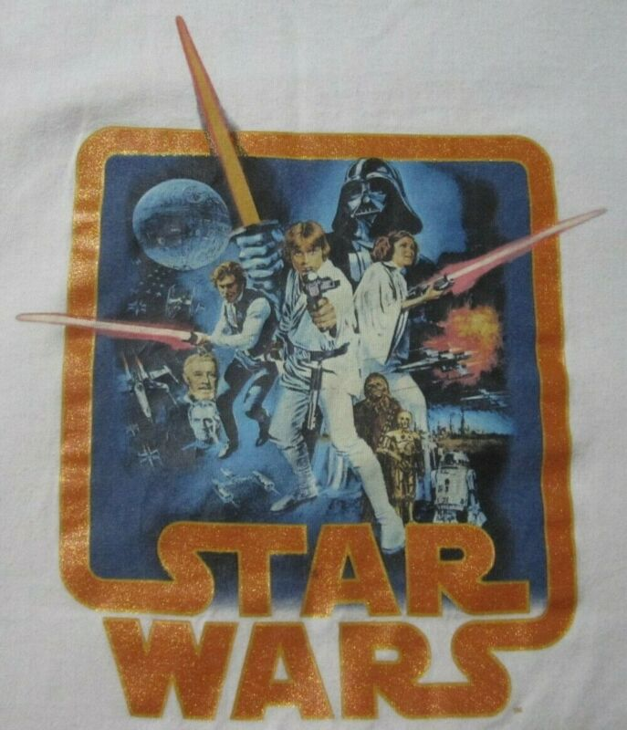 Vintage Star Wars T-Shirt XL Men
