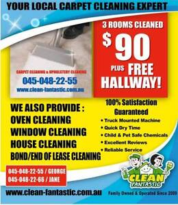 💯 Best Quality Carpet Cleaning | BOOK NOW!