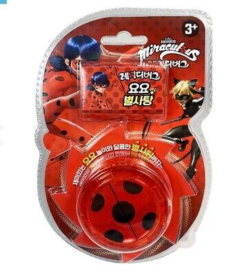Miraculous Ladybug Auto  Return Yo-Yo+ candy 8g