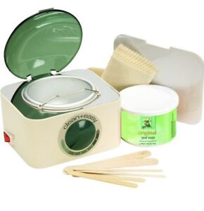 Brand New CLEAN N EASY Pot Wax Mini Kit
