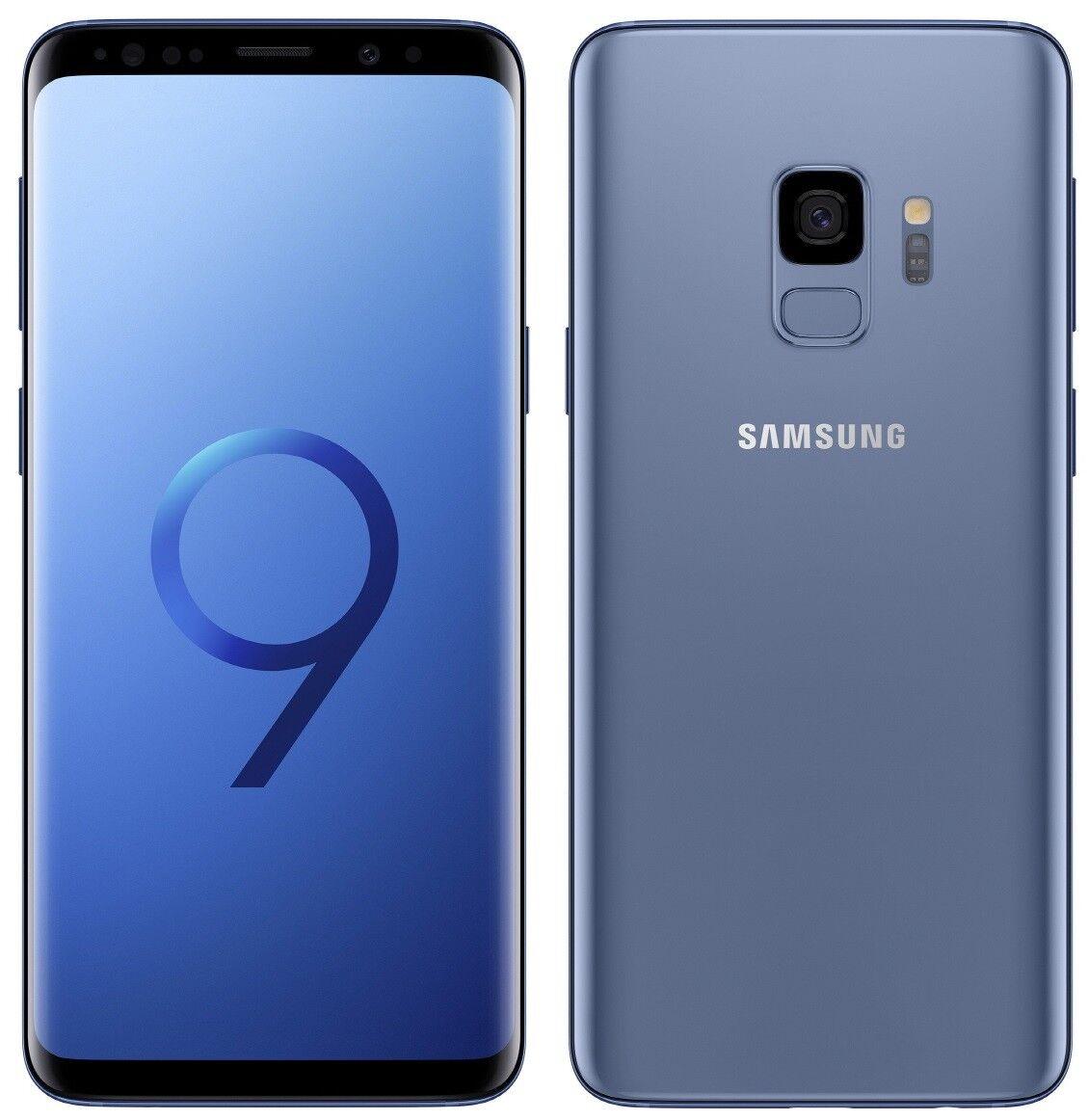 Samsung Galaxy S9 SM-G960F/DS Dual Sim (FACTORY UNLOCKED) 5.8