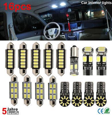 SMD LED Innenraumbeleuchtung für Benz Mercedes M-Klasse W164 Weiß DHL Standlicht