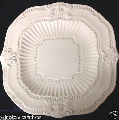 AMERICAN ATELIER BAROQUE DINNER PLATE 10 7/8