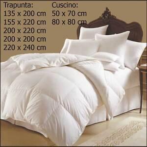 Lusso piumino per letto cuscino cotone matrimoniale singolo set diverse dimensi ebay - Set letto matrimoniale ...