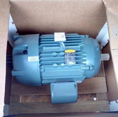 New30hp Baldor Idvsm4104t 230460vac 1770-2700 Rpm 3ph Electric Motor.