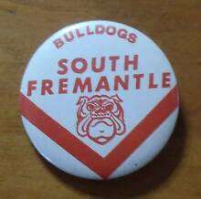 WANTED: WAFL FOOTBALL MEMORABILIA - BUDGETS, MIRRORS, BADGES ETC Leederville Vincent Area Preview