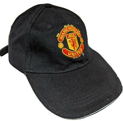 Manchester United Football Club DHL Cap Hat Official Merchandise