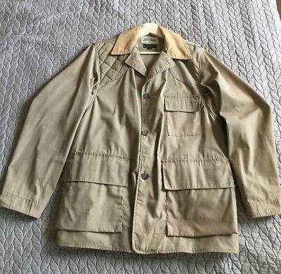 vintage L.L. Bean Bird hunting jacket Size 40