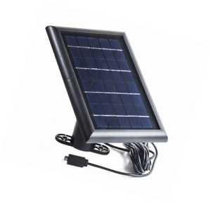 Solar Panel For Ring Stick Up Cam Your Outdoor Camera Continuously