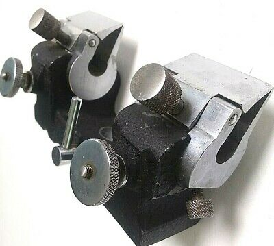 Vintage Ao American Optical Knife Blade Holder For 820 Microtome Not Incl.