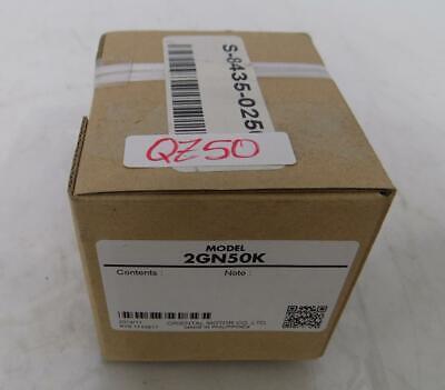 Oriental Motor Gearhead 2gn50k
