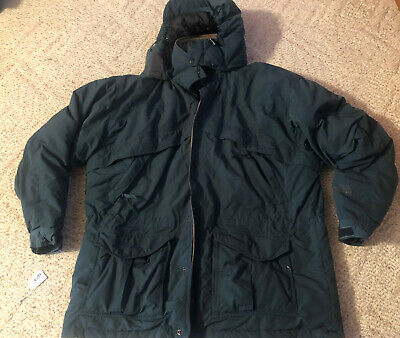 The North Face Puffer Black Label Goose Down Insulated Parka Jacket Men's XL ?