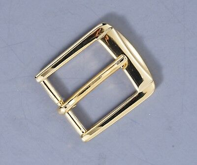 "Pin 1""(25mm)  buckle (#F1G) gold color NEW"