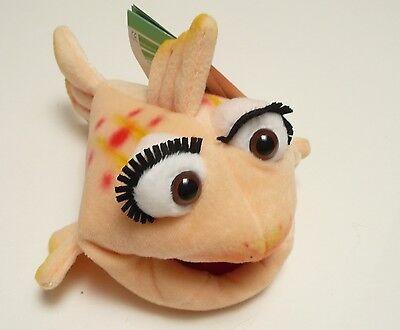 Living Puppets  Handpuppe  Flupsi kleiner Fisch  ca.20 cm  NEU