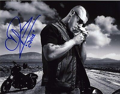 1858 Theo Rossi Sons Of Anarchy Soa Autographed Signed Autograph 8X10 Photo
