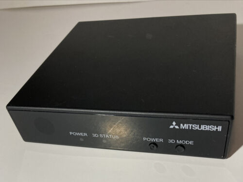 Mitsubishi 3DC-1000 3D Adapter HMDI Box Great Condition Looks Amazing - $21.99