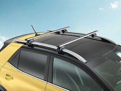 G3 Clop infinity Stahl Dachträger für Kia Sportage III Typ SL NEU komplett