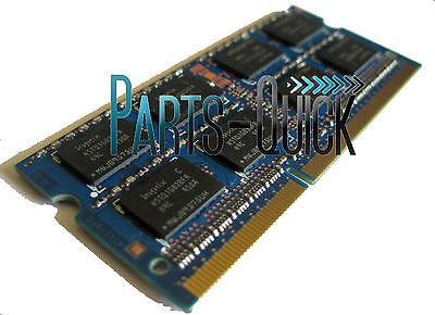 2GB DDR3 Memory PC3-8500 1066MHz Gateway LT2811u LT3201u MD7321u SODIMM RAM
