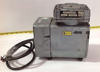 Gast 115v 4.0a 60hz Vaccum Pump Partrepair Doa-101-aa