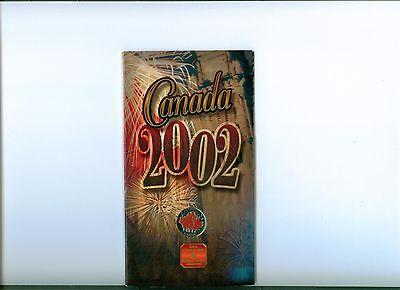 2002 Colourized Canada Day Quarter  Mip