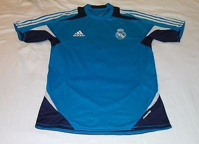 2012 REAL MADRID GOALKEEPER ADIDAS SMALL IKER CASILLAS 1 ESPAñA JERSEY CRISTIANO image