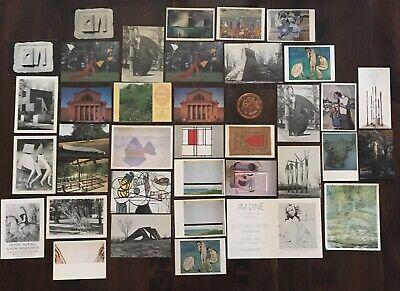 St. Louis area ART POSTCARDS City Art Museum Elliot Smith Gallery Laumeier (Smith Field Park)