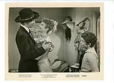 MEET ME AT THE FAIR Original Color Movie Still 8x10 Dan Dailey D Lynn 1953 12876