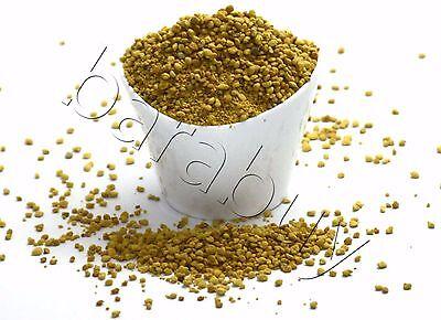 Bee Pollen 100  Pure Organic Bee Pollen Granules 7 Oz Fda Certified