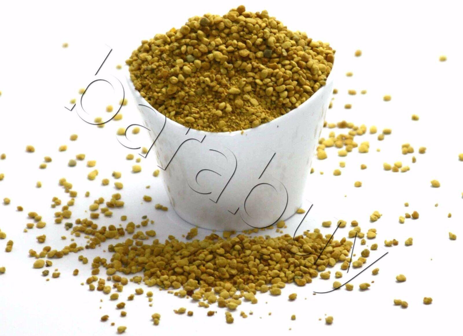 BEE POLLEN 100% Pure Organic Bee Pollen Granules 7 oz FDA Certified