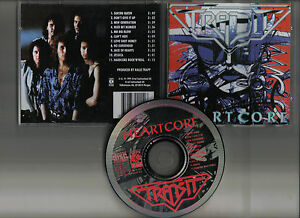 TRANSIT-Heartcore-CD-RARE-MELODIC-ROCK-1991-FIREHOUSE-BB-STEAL-PINK-CREAM-69