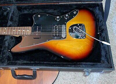 Fender Blacktop Jazzmaster Rosewood FB 3-Color Sunburst MIM Mexico, HB in Bridge