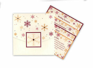 Pocket-fold-SNOWFLAKE-WEDDING-INVITATION-INVITE-INVITES-STATIONERY-sample