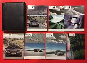 2007 2008 BMW 3 Series Owners Manual Set 328i 328xi 335i Sedan Wagon E90 E91